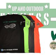 Up and Outdoor Stripe T-shirts