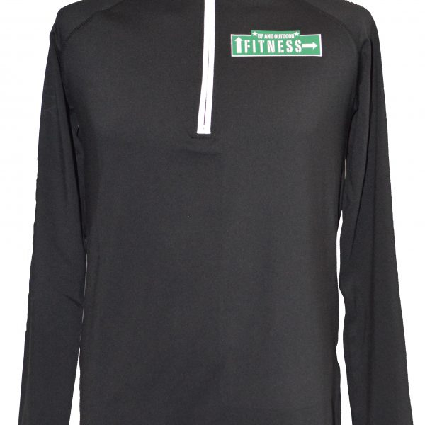 Long Sleeve 1/2 Zip top